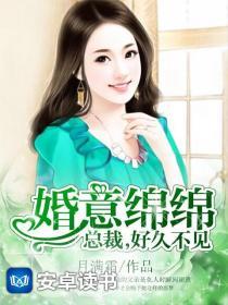 婚意绵绵:总裁,好久不见小说封面