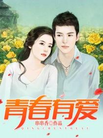 青春有爱小说封面