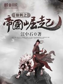 狼刺之帝国崛起小说封面