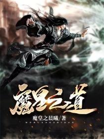 魔皇之道小說封面