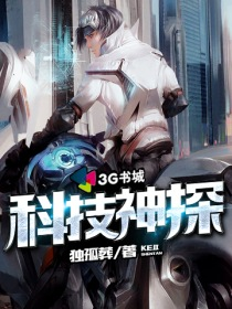科技神探小说封面